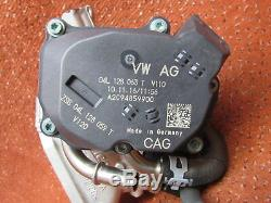 04L128063T Butterfly Valve 1,6 2,0 Tdi VW Golf 7 Tiguan Touran II Audi A3 8V