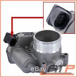1x Throttle Valve Body Audi A5 8t 08-17 A6 4f 4g C6 C7 1.8 2.0 05- A7 2.0 14