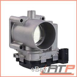 1x Throttle Valve Body Vw Jetta Mk 3 05-10 Golf Plus 5m + Mk 5 1k Eos 1.6 Fsi
