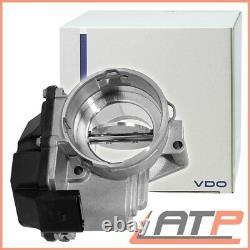 1x VDO THROTTLE BODY VALVE AUDI A3 8P 1.9 2.0 TDI 03-09