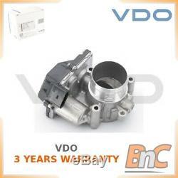 Air Supply Control Flap Skoda Audi Vw Seat Vdo Oem 03l128063b A2c59512935