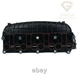 Ansaugbrücke mit Unterdruckdose für 2.0TDI Audi A4 B7 VW Golf 5 Passat 3C Touran