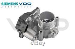 Audi A3 Q3 2.0 TDI Throttle Body VDO A2C59514304 OEM 03L 128 063 R