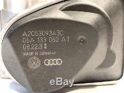 Audi A3 VW Golf Touran Jetta Skoda Passat Skoda Seat Leon Throttle Body Valve