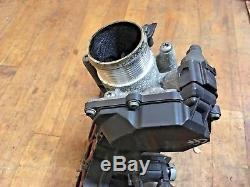 Audi Vw Skoda Seat 09-14 2.0 Tdi Cff Inlet Manifold & Throttle Body 03l129711an