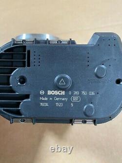 Bosch 0280750036 Throttle Body