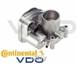 Brand New Original VDO Throttle Body for Audi, Seat, Skoda, VW