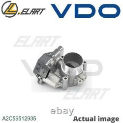 CONTROL FLAP AIR SUPPLY FOR AUDI A3/S3/Sportback/Convertible A6/S6 A4/S4 Q5 2.0L