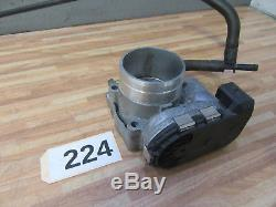 DROSSELKLAPPE Original + VW GOLF 4 IV 5 V Audi A2 1,6 FSI BAD Motor + 036133062D