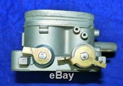 Drosselklappe 35/52 Bosch 034140826M Audi 80 90 100 Coupe VW Passat 2.0 2.2 5E