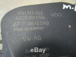 Drosselklappe AUDI A3 8P 3.2 V6 VW Golf 5 R32 Eos Passat 3C 03H133062 BMJ BDB