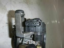 Drosselklappe EINSPRITZEINHEIT VW GOLF III (1H) 1.6 55 KW 75 PS 09.1992