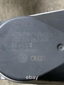 Drosselklappe R32 Golf 5 Audi A3 VW Eos 3.2L V6 VR6 DSG 022 133 062 AG