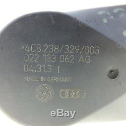 Drosselklappe Throttle 022133062AG AUDI VW 2 Jahre Garantie
