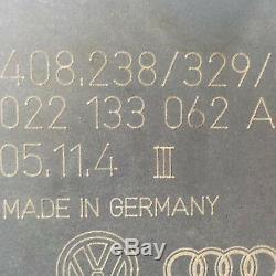 Drosselklappe Throttle AUDI VW 022133062AG 3.2 VDO