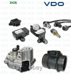 Drosselklappengehäuse VDO 408237130004Z Seat Skoda VW