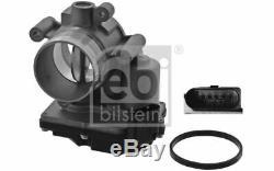 FEBI BILSTEIN Throttle Body for AUDI A3 SEAT EXEO VOLKSWAGEN TIGUAN 46130