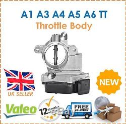 For Audi A1 A3 A4 A5 A6 TT Valeo Air Intake Throttle Body New 03L128063AD