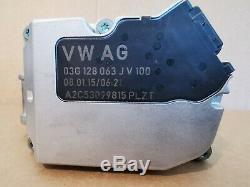 Genuine OEM VAG VW Continental 03G128063J Throttle Body T-Body Audi Skoda Seat