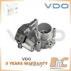 # Genuine Vdo Heavy Duty Air Supply Control Flap For Vw Seat Audi Skoda