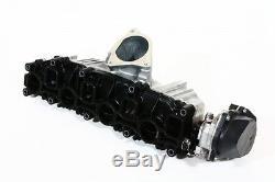 Intake Manifold With Actuator Motor 03l129711e Audi Seat Skoda Vw 2.0l Tdi