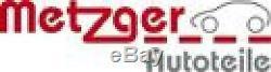 Metzger 0892097 Drosselklappenstutzen Drosselklappe Steuerklappe