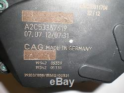 NEU ORIGINAL Drosselklappe AUDI VW SEAT SKODA 03C133062 T S C 1.4 1.6 16V TFSI