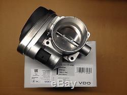 NEU ORIGINAL VDO Drosselklappe für VW LUPO 6X1 6E1 POLO (6N2) (9N) 1.4 16V NEW