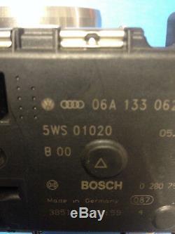 NEU ORIGINAL VW Drosselklappe VW GOLF IV BORA 1J2 1,8 L 92 KW 125 PS 06A133062R