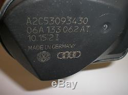 NEU Original VW Audi Drosselklappe GOLF PASSAT TOURAN A3 1,6 SEAT ALTEA LEON