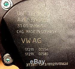 Neu Original Vw Teil Drosselklappe Audi A3 A4 A6 Tt 2.0 Tfsi Auch Quattro New