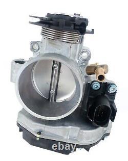 New Throttle Body 98 99 00 01 02 Vw Cabrio Golf Jetta 2.0l Tbi