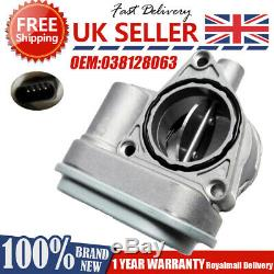 New Throttle Body Audi Seat VW Skoda 1.9 2.0Tdi AZV BKD BKC 038128063G F P L M