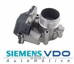 New VDO Throttle Body / Air Control Flap for Audi A3, A4, A6, Q5, TT, Skoda, VW