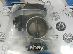New VW 1.8T 20V Turbo Throttle Valve AGU AUDI Golf A3 Leon Octavia 06A133063G