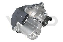 New Vdo A2c59511696 Intake Manifold Flap Control Valve Audi / Seat / Skoda / Vw