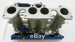 OBX 45mm Individual Throttle Body ITB fits 93 to 99 VW Golf Jetta MK3 2.0L 8V