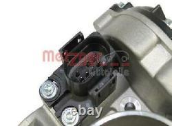 Original METZGER Drosselklappenstutzen 0892105 für Audi Seat Skoda VW