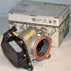 Original VW Golf Reglerklappe Regelklappe Drosselklappe 03L128063AF AGR NEU