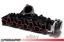 Saugrohr Mit Stellmotor 2.0 Tdi Audi A3 A4 A5 A6 Q5 Vw Golf