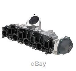 Saugrohr + Stellmotor 03l129711e 2.0 Tdi Cr Audi Q5 A3 A4 A5 A6 Wie Neu