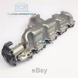 Saugrohr +stellmotor 03l129711e Audi A3 A4 A5 A6 Vw Passat P2015 2.0 Tdi Cr