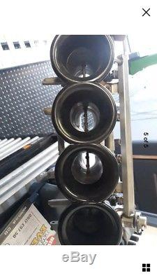Set Of Individual Throttle Bodies Vw Golf 16v Abf kr