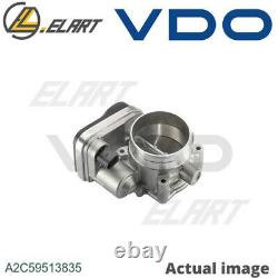 THROTTLE BODY FOR AUDI A3/S3/Sportback VW GOLF/IV/Mk BPF/BHE/BUB/BDB/BMJ 3.2L