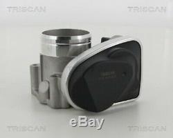 TRISCAN Drosselklappenstutzen Drosselklappe für Fahrzeuge mit Gaspedalsensor