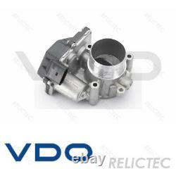 Throttle Body Flap Valve Inlet Audi VW Seat SkodaA4, PASSAT, TIGUAN, A6, CC