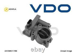 Throttle Body Flap Valve Inlet For Vw Skoda Seat Audi Golf VI Convertible 517