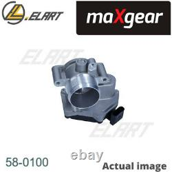 Throttle Body For Audi Seat Vw Skoda A3 Sportback 8pa Cayb Cayc Cfhd Bkd Maxgear