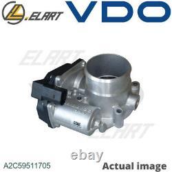 Throttle Body For Audi Vw Seat Skoda A3 Sportback 8va 8vf Djha Continental/vdo