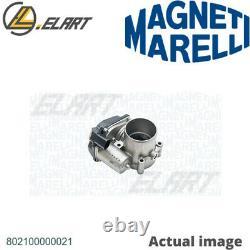 Throttle Body For Seat Skoda Vw Audi Leon 1p1 Caxc Cggb Bxw Bts Magneti Marelli